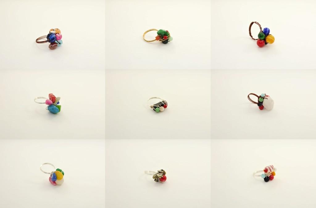 colectie noua inele handmade