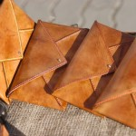 portmonee mini clutch piele naturala