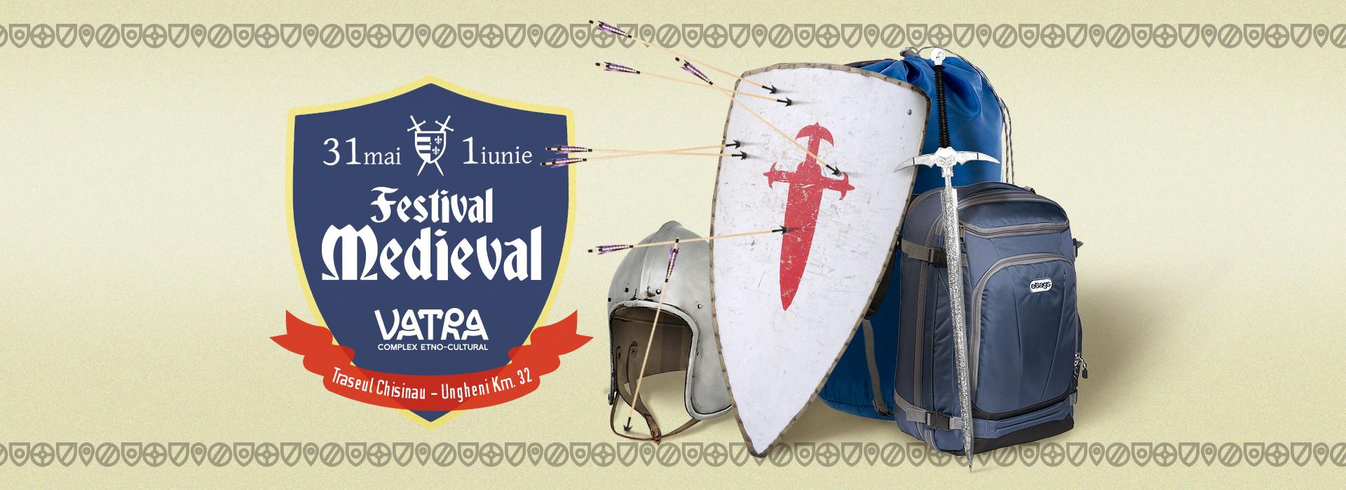 Festival medieval la Vatra