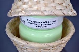 crema handmade pentru corp
