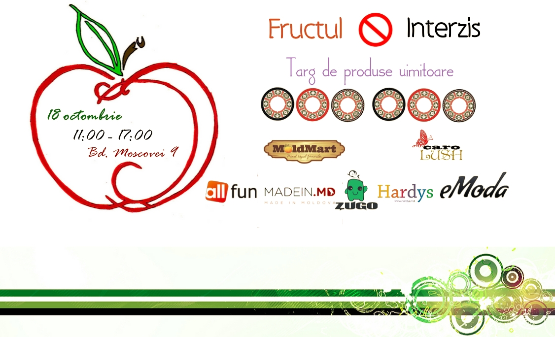 Targ de handmade Fructul Interzis