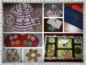 accesorii crosetate handmade