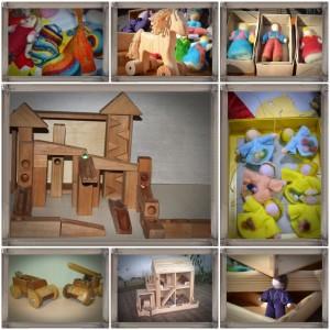 jucarii si obiecte din lemn handmade
