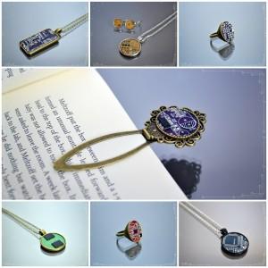bijuterii artizanale din materiale reciclate