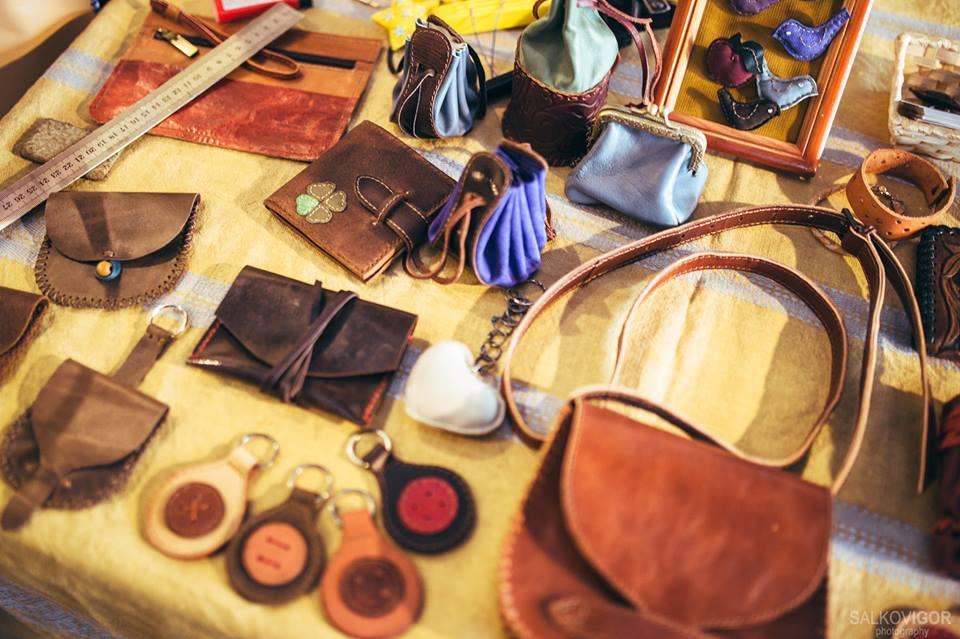 articole din piele handmade