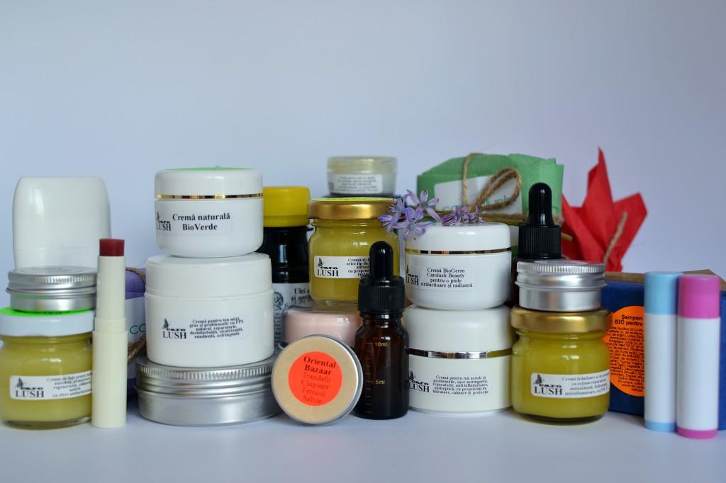 cosmetica handmade